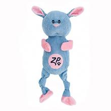 ZippyPaws Corduroy Cuddlerz Dog Toy - Bunny