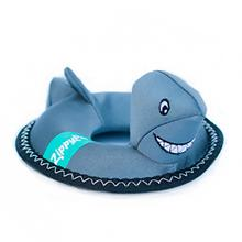 ZippyPaws Floaterz with Z-Stitch Dog Toy - Shark