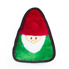 ZippyPaws Holiday Z-Stitch Dog Toy - Gnome