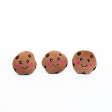 ZippyPaws Miniz Dog Toys - Cookies
