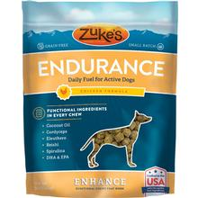 Zukes Enhance Functional Dog Chews - Endurance Chicken