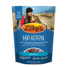 Zuke's Hip Action Support Dog Treats - Beef