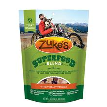 Zukes Super Food Dog Treats - Vibrant Veggies