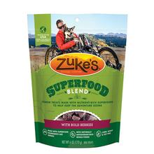 Zuke's Super Food Dog Treats - Bold Berries