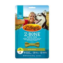 Zuke's Z-Bones Dental Dog Chews - Apple