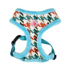 Zuzu Dog Harness by Pinkaholic - Aqua