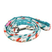 Zuzu Dog Leash by Pinkaholic - Aqua