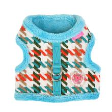 Zuzu Pinka Dog Harness by Pinkaholic - Aqua