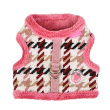 Zuzu Pinka Dog Harness by Pinkaholic - Indian Pink