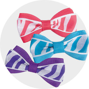 Dog Fashion Accessories - Dog Bows